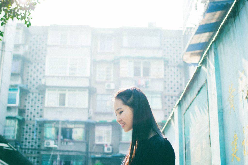 90后清纯大胸妹子Liuyeewai柳写真图集